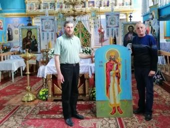 Фонди історичного музею у Володимирі поповняться полотнами Сергія Литвинчука