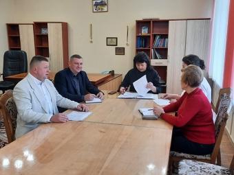 Волинські податківці зустрілися з представниками ОТГ