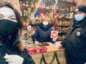 У Володимирі продавцям пригрозили великими штрафами і анулюванням ліцензії