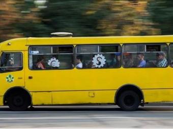 У Луцьку водій маршрутки протягнув жінку, яка не встигла вийти