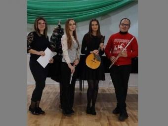 Юні володимир-волинські музиканти здобули призи на українських та міжнародних конкурсах