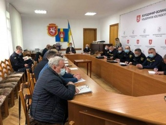 Відбулася перевірка діяльності структурних підрозділів громади Володимира