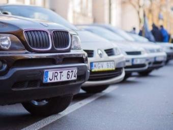 Президент підписав закони щодо пільгового розмитнення автомобілів