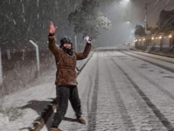 Холод і сніг знищує сільське господарство у Бразилії