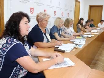 У Володимир-Волинській міській раді відбувся круглий стіл з підприємцями