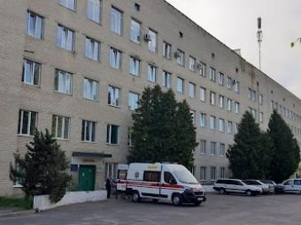 У лікарні Володимира обговорили можливість перенесення відділення невідкладної допомоги у приміщення відділення трансфузійної допомоги