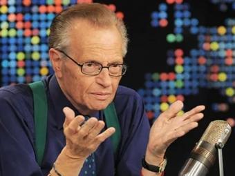 Помер легендарний телеведучий Ларрі Кінг