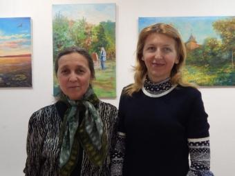 КМЦ Володимира запрошує відвідати виставки творчих робіт