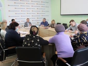 У Володимирі відбулося засідання комітету доступності