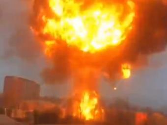 У Москві стався потужний вибух