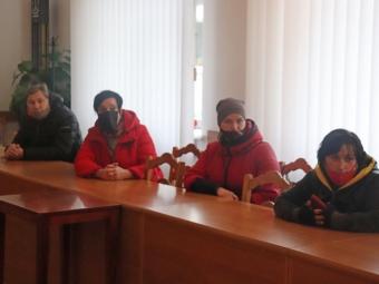 У Володимирі представники влади зустрілися з підприємцями