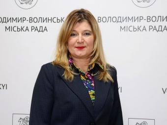 У Володимирі новим начальником відділу освіти управління з гуманітарних питань стане Оксана Бігун