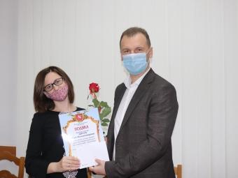 У Володимирі привітали вдів та матерів загиблих бійців, багатодітних матерів та членкинь «Союзу українок» із Днем матері