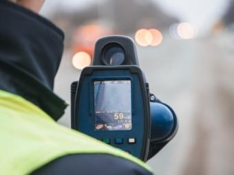 Поліція на дорогах Волині працюватиме з приладом TruCAM