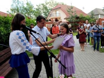 У Володимир-Волинській дитячій художній школі відбулось свято останнього дзвоника