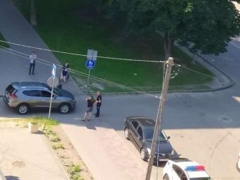 У Володимирі зіштовхнулися позашляховик та велосипед