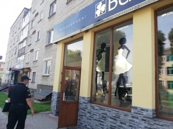 КП «Полігон» разом з муніципалами навідалися до підприємців Володимира, які мають заборгованість по сплаті за вивезення ТПВ