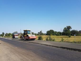 У Володимир-Волинському районі відновлять дорогу за 4 мільйони гривень