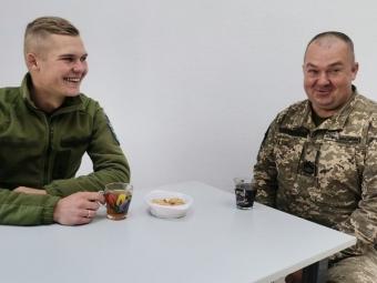В 14 ОМБР у Володимирі служить військова династія