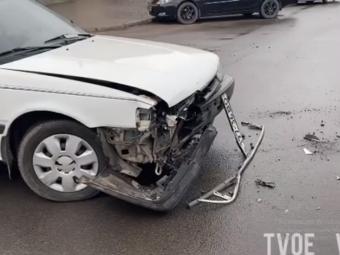У Володимирі трапилася ДТП на вулиці Ковельській