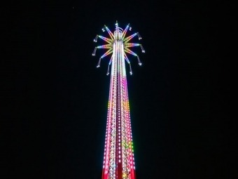 У Дубаї відкрилася найвища у світі карусель
