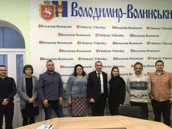 У Володимирі провели відеоселекторну нараду з Фондом енергоефективності України