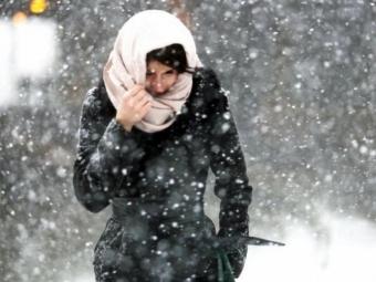 На Волині знову попереджають про стрімке погіршення погоди