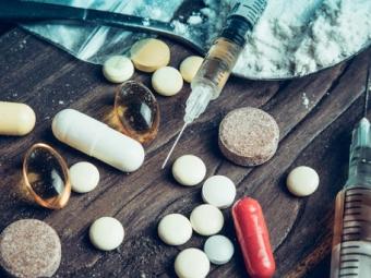 На Волині СБУ знищила наркотики, вилучені з незаконного обігу