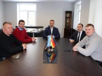 Володимир-Волинську громаду відвідав голова облради Григорій Недопад