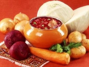 Борщовий набір овочів в Україні сьогодні найдешевший за минулі 3 роки