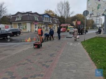 Через порив мешканці кількох вулиць Володимира залишилися без води