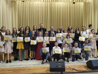 Володимирські вокалісти – призери обласного конкурсу