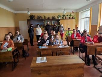 У Володимир-Волинській громаді проводять роботу, щодо запобігання булінгу у школах