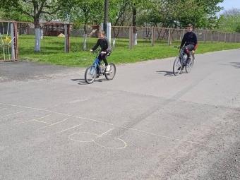 У Вощатині та Ласкові Міжнародний день сім'ї відзначили велопробігом