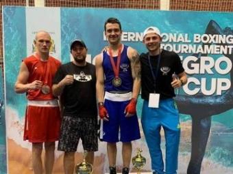 Волинський боксер – призер міжнародного турніру