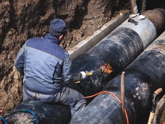 Наступного тижня у Володимирі планують заміну двох ділянок мережі теплоенерго