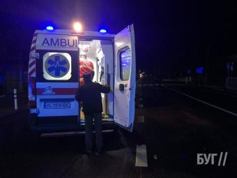 На трасі між Володимиром та Устилугом трапилась смертельна ДТП