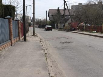 У Володимирі незабаром розпочнуть капітальний ремонт вулиці Павлова