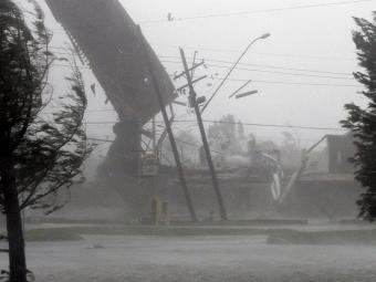 Київ та область готуються до урагану