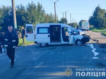 У Володимирі внаслідок ДТП постраждала 16-річна дівчина