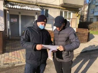 У Володимирі та Іваничах рятувальники провели рейди щодо дотримання правил пожежної безпеки під час опалювального періоду