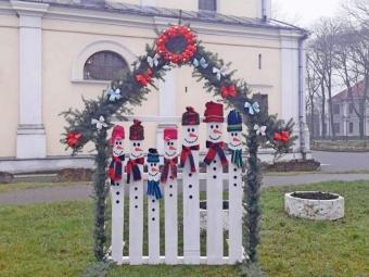 У Володимирі-Волинському назвали переможців конкурсу «Зимова феєрія»