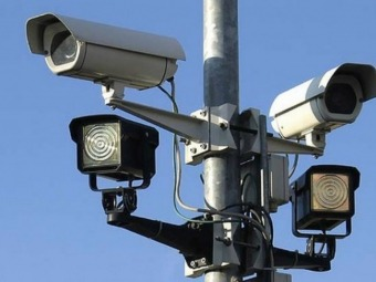 На дорогах Волині з'явиться 5 нових камер відеофіксації
