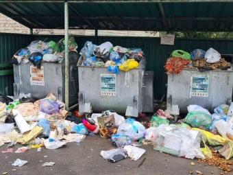У Нововолинську за невивезене сміття з директора ВУКГ знімуть премію