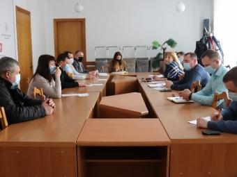 У Володимирі відбулося позачергове засідання бюджетної комісії