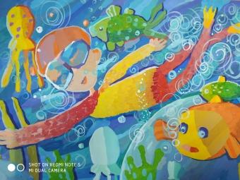 Учні дитячої художньої школи з Володимира здобули перемоги на міжнародному фестивалі