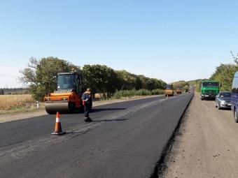 На волинських дорогах стартував ремонтно-будівельний сезон-2021