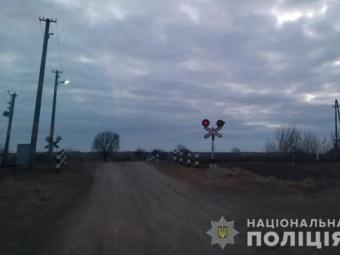 На Володимирщині потяг переїхав 43-річного чоловіка