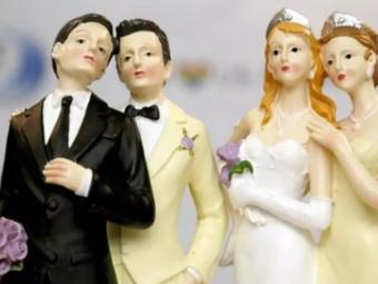 В Україні можуть узаконити одностатеві шлюби
