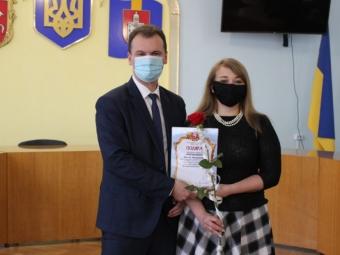 Комунальників Володимира-Волинського привітали з професійним святом